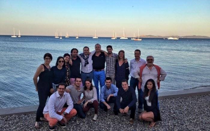 - 12ème séminaire annuel d'ARROWMAN Executive Search à Hyères & Porquerolles