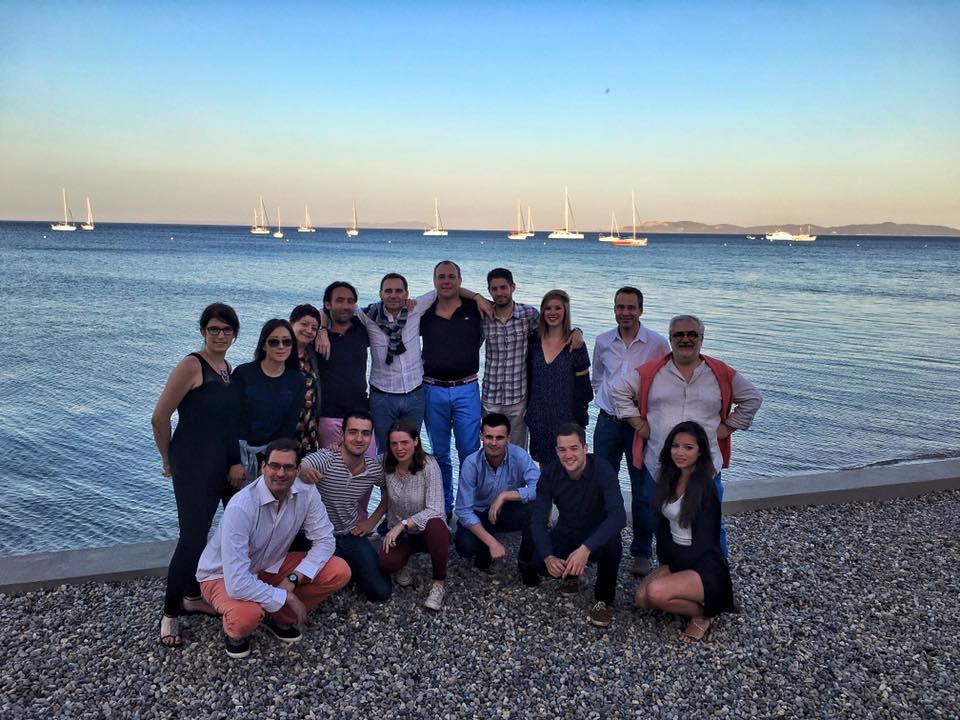12ème séminaire annuel d'ARROWMAN Executive Search à Hyères & Porquerolles