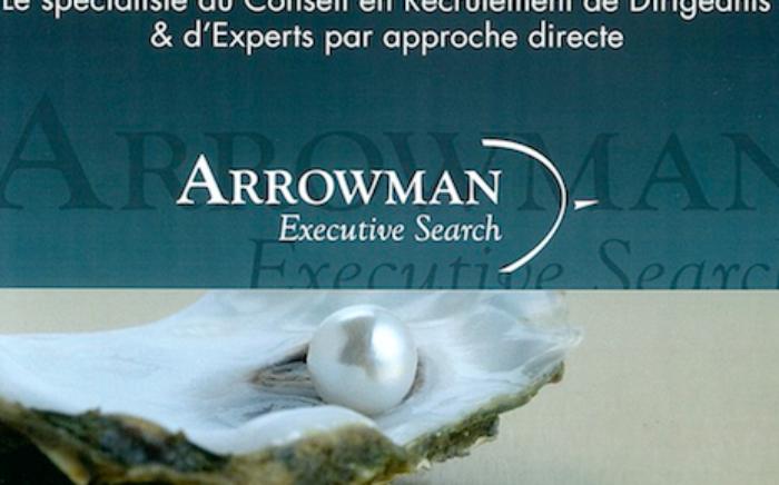 - ARROWMAN Executive Search              fête son 14ème anniversaire !
