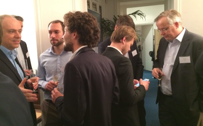 - Mardi 14 Mars - Cocktail IOT/Digital