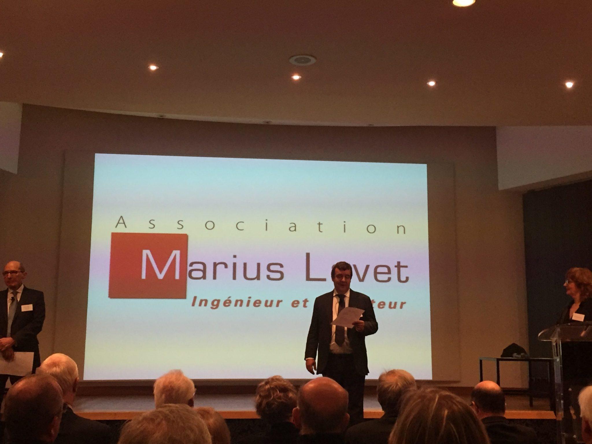 ARROWMAN assiste ce soir au Prix Marius Lavet