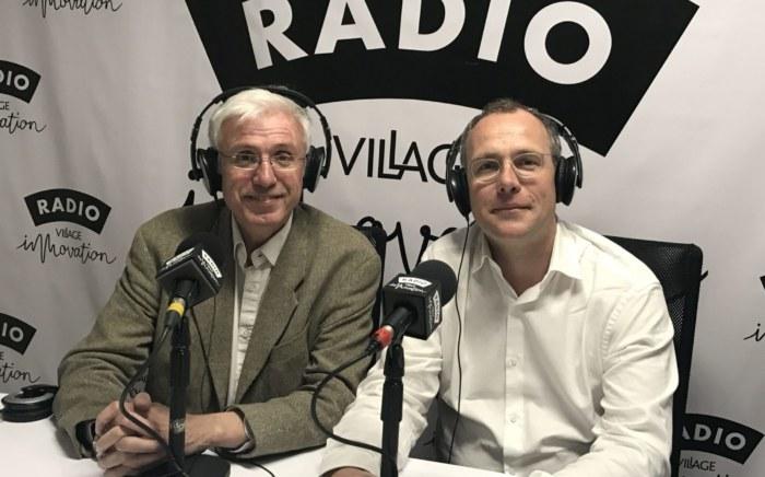 Didier Tranchier Radio Village Innovation - Rencontre avec Didier TRANCHIER