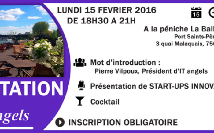 (Français) - Finançons l'innovation avec IT Angels