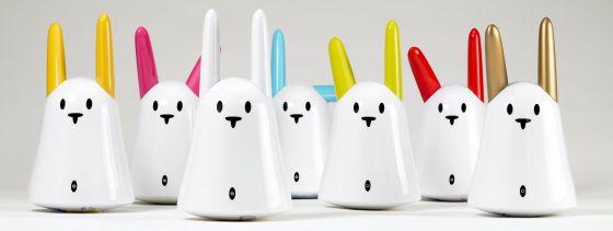 IOT – Internet Of Things, du lapin aux objets connectés, une petite révolution pour l'industrie