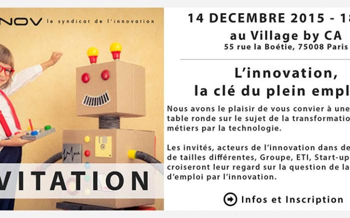 - L'Innovation