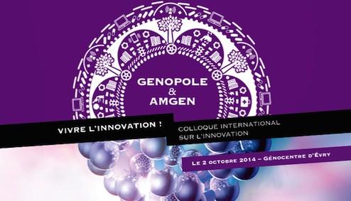 Genopole et Amgen