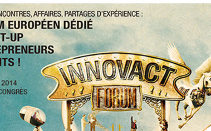 - Innovact Forum 2014 – Le palmarès