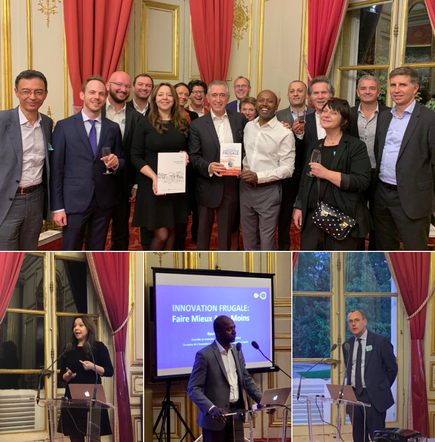 The SYNNOV's 28th Rendez-vous of Innovation on October 7th at the French Senate