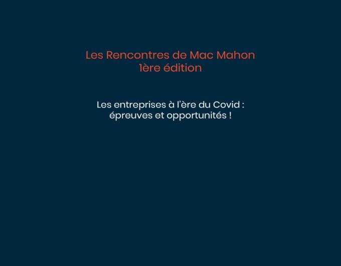 Les Rencontres De Mac Mahon