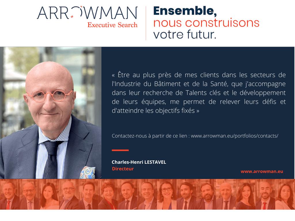 Charles-Henri LESTAVEL se mobilise face à la crise